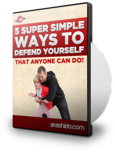 learn 5 simple self defense moves