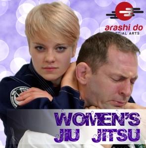 Women BJJ  Choke